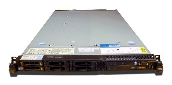 Servidor Ibm - System X3550 M2 Rack 1u