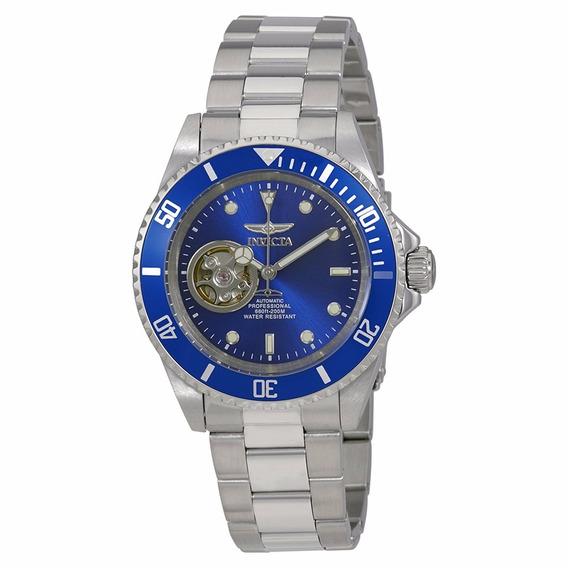 Relogio Invicta Masculino Pro Diver Azul