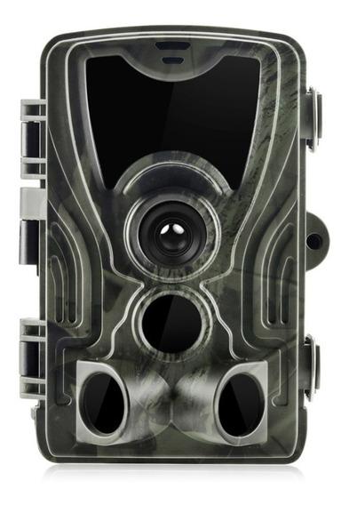 Armadilha Fotogr. 16 Mpixel Sensor Visão Noturna Hd Biologo