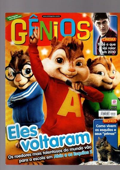 Revista Gênios Varias Revistas Segue As Edições
