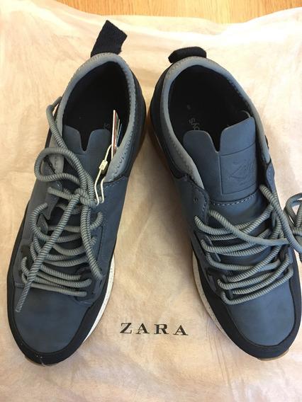 Sapatênis Zara Infantil Tam 36