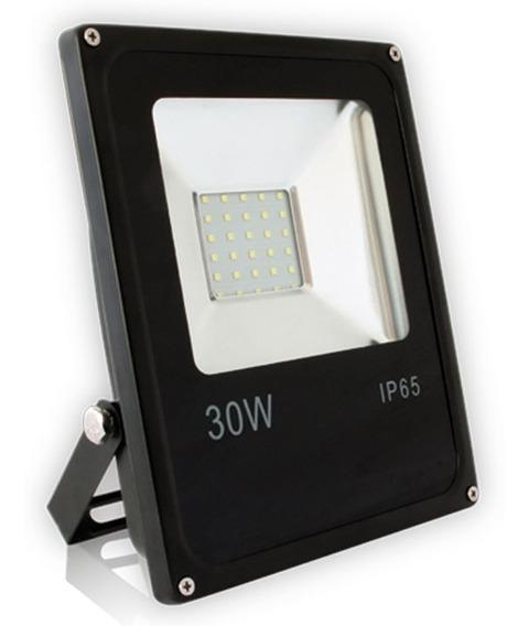 Refletor Led 30w 12v Auto Veicular Kit 15