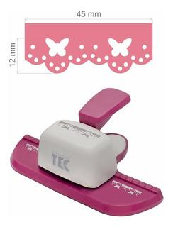 Furador Borda Contínua Butterflies Borboletas Apex