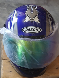 Casco Unitalla, Color Azul Rey