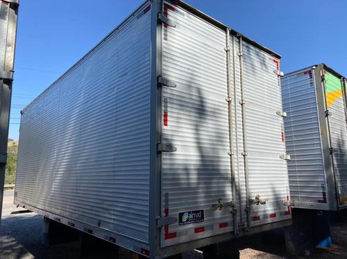 Imagem 1 de 6 de Baú Para Caminhão 7,00m Fs Caminhoes