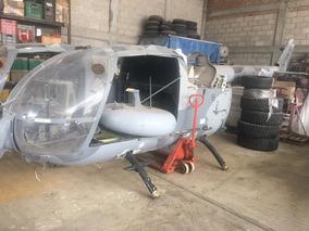 Helicóptero Alemán Bolkows