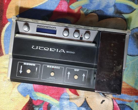 Rocktron G100 Utopia C/ Fonte Original - Willaudio