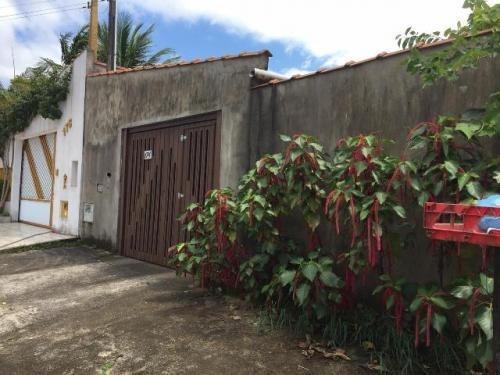Casa No Balneário Gaivota, Em Itanhaém, Litoral Cod.6629