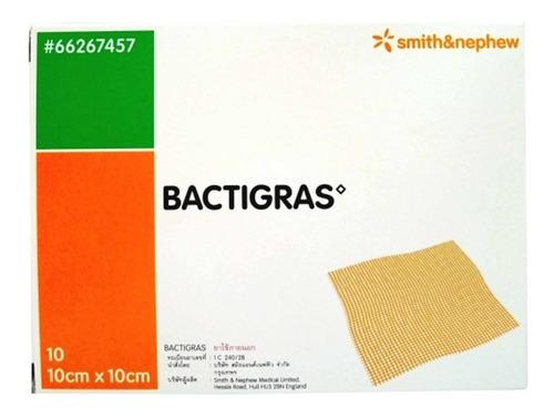 Bactigras 10cm*10cm Caja 10 Sobres