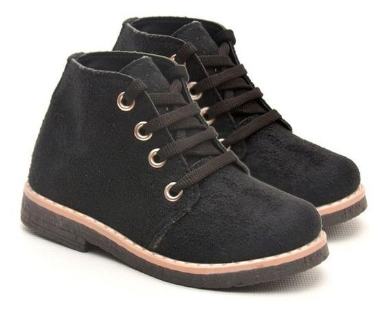 Botineta Base Baja Niña B249 Nodo Shoes