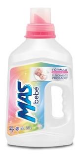 Jabón Liquido Mas Bebe 1.83l