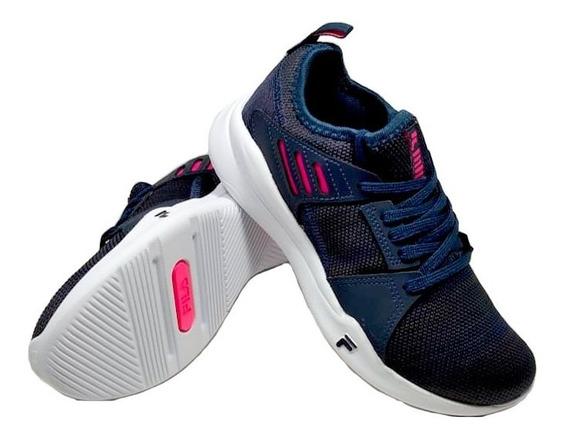 Zapatillas Fila Essential Running Mujer 827647 Empo2000