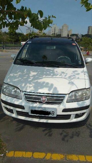 Fiat Idea 1.8 Hlx Flex 5p 8val