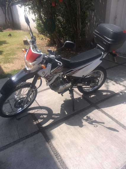 Yamaha 125 C.c.