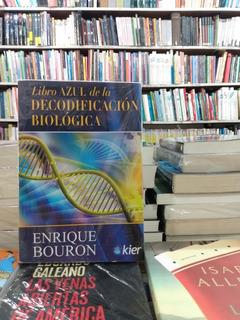Libro Azul De La Decodificación Biológica - Enrique Bouron