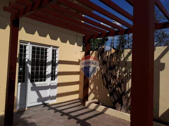 Casa Residencial À Venda, Boa Esperança, Cuiabá. - Ca0697