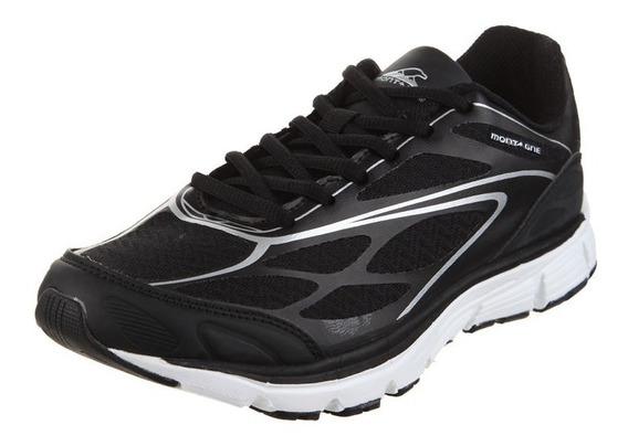 Zapatillas Montagne Running Run V5 Negro