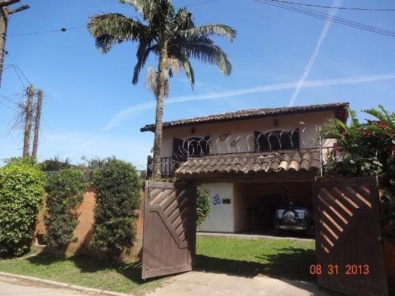 Linda Casa Em São Sebastião - Maresias - Impecável!!! - So0263