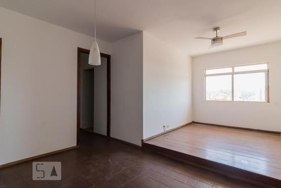 Apartamento No 3º Andar Com 2 Dormitórios E 1 Garagem - Id: 892944658 - 244658