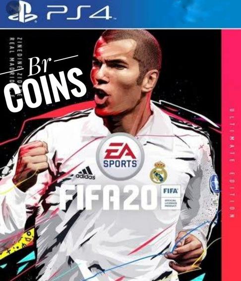 Coins Fifa20 500k Ps4
