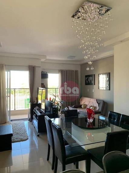 Lindo Apartamento No Condomínio Luzes Campolim - Ap0682