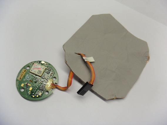 Peça Original Modulo Gps + Isolamento Drone Dji Phantom 2