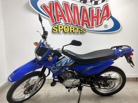 Yamaha Xtz 125. Modelo 2018
