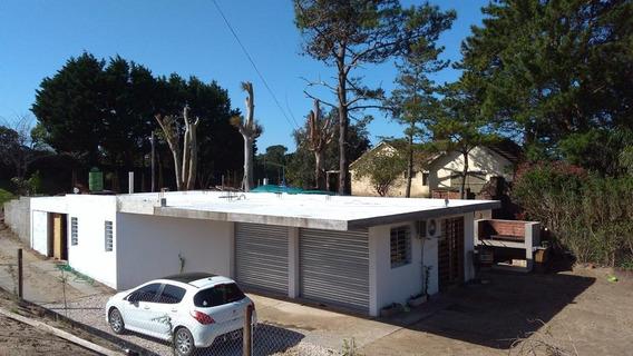 Vendo Casa Con Proyecto En Valeria Del Mar.