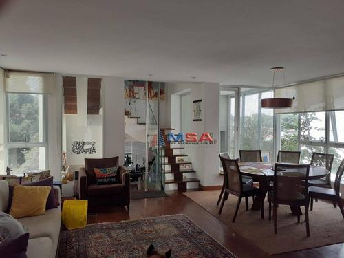 Imagem 1 de 27 de Casa À Venda, 431 M² Por R$ 3.100.000,00 - Sumaré - São Paulo/sp - Ca1292