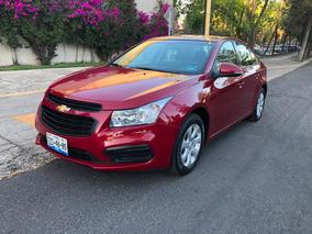 Chevrolet Cruze 2016 Automatico Clima Electrico Seminuevo!