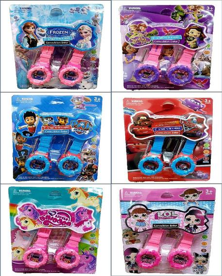 Brinquedo Relógio Comunicador Walkie Talkie Infantil
