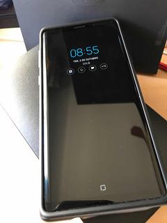 Celular Samsung Note9 Mais Capa E Teclado