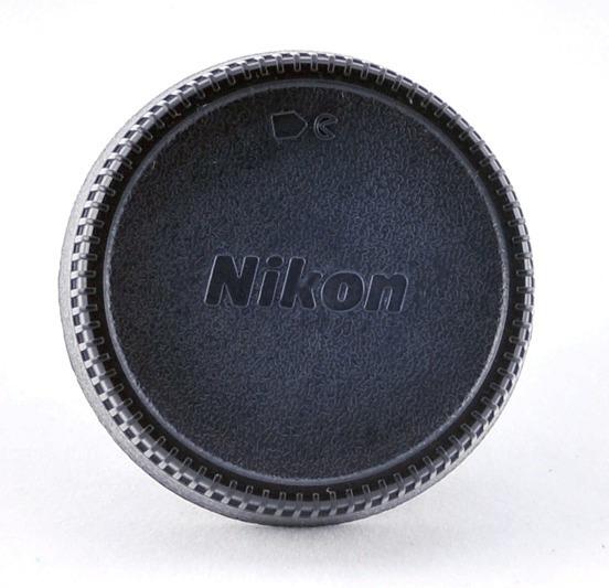 Tampa Traseira De Lente Lf-4 - Nikon