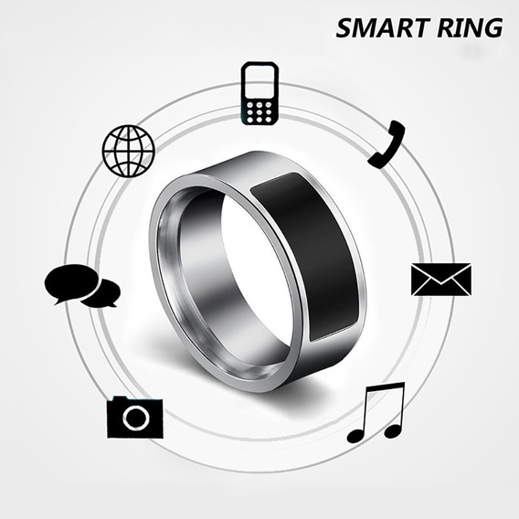 3*anillos Inteligentes Nfc Multifuncional Impermeable A Prue