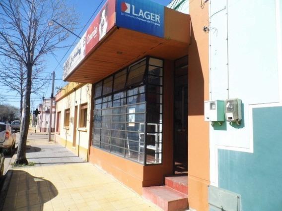 Local Comercial Mas Galpón Y Fondo
