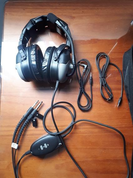 Headset Avião Telex Stratus 30