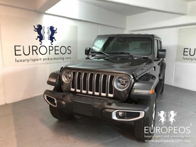 Jeep Wrangler 3.7 Unlimited Sahara Blindada Nivel 3