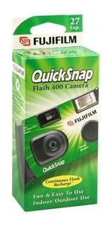 Fujifilm Usa Fuji Quicksnap Flash 400 Camara Desechable