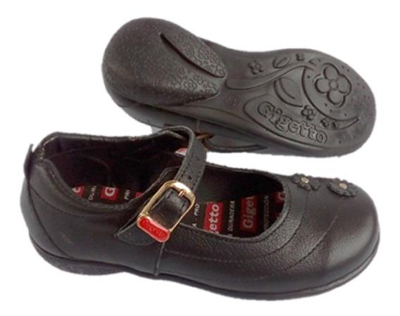 Zapatos Colegiales Escolares Niñas Gigetto 5504