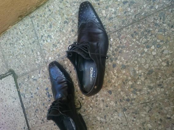 Zapato De Hombre 100% Cuero