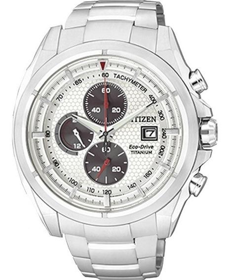 Relógio Citizen Masculino Super Titanium Tz20377q