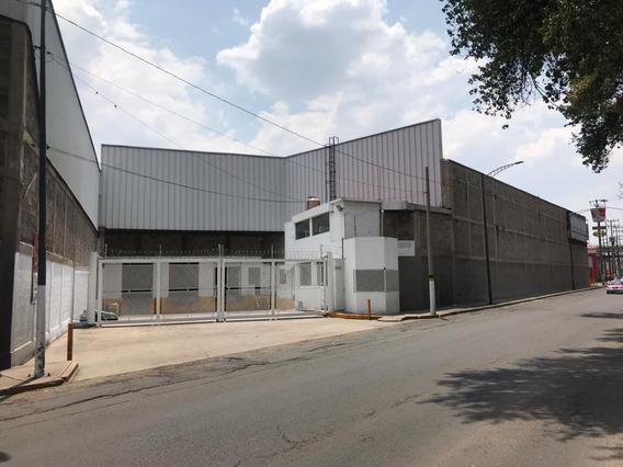 Renta De Bodega Industrial En Vallejo 2000