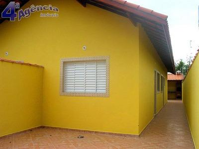 Casa Com Bonito Acabamento 2 Dormitórios Valor R$ 160 Mil