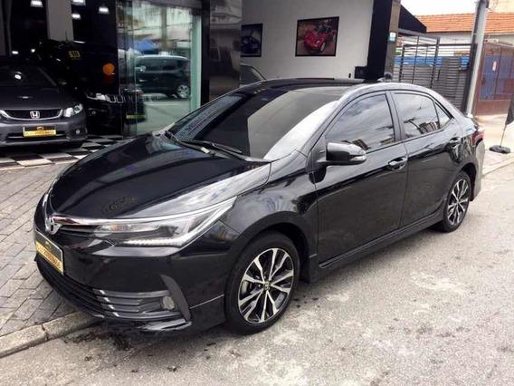Toyota Corolla 2.0 16v Xrs 2018 Único Dono