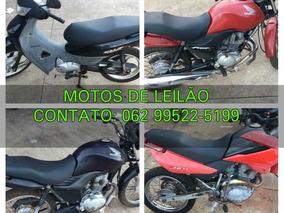 Motos Leilão