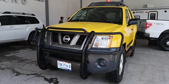 Nissan Xterra 4x4 6cil