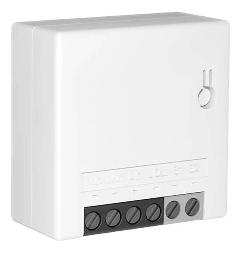 Imagen 1 de 7 de Mini Interruptor Rele Inteligente Domotica Escalera Diy 6c