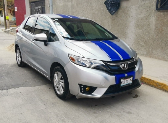 Honda Fit 1.5 Fun L4 Man At 2015