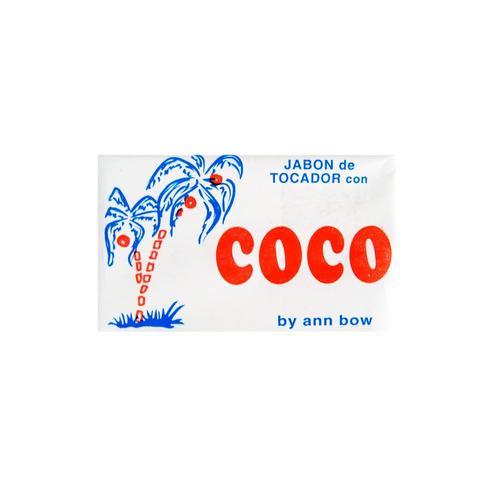 Jabon Ann Bow Coco 140 G