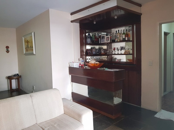 Murano Imobiliária Vende Apartamento Grande De 3 Quartos, 143 M² Na Praia Da Costa, Vila Velha - Es. - 2398